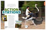 Article on theme parks in HCMC for Jetstar International magazine, Jan 2011