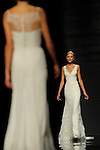 BARCELONA. 30/04/2013. BRIDAL WEEK. DASHA KAPUSTINA. ROSA CLARA PARADE.