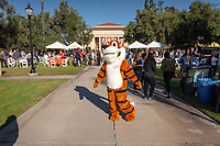 Oswald<br /> Explore Occidental - Fall Preview Day, Friday, November 9, 2018.<br /> Fall open house to give prospective students and their families the opportunity to explore Occidental with tours of campus, student and faculty-led discussions, the ability to sit in on a class, and to learn what it means to be an Oxy Tiger.<br /> (Photo by Marc Campos, Occidental College Photographer)