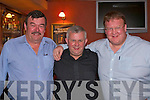 Con Moynihan Kilcummin who celebrated his 50th birthday with his family and friends in Darby O'Gills Killarney on Friday night.    Copyright Kerry's Eye 2008