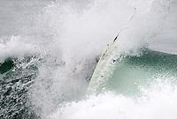 Rob Machado. 2009 ASP WQS 6 Star US Open of Surfing in Huntington Beach, California on July 24, 2009. ..