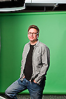 Biz Stone pictures: Executive portrait photography of Isaac Biz Stone of Twitter by San Francisco corporate photographer Eric Millette