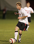1 November 2006: Maryland's Pat Wilson. Maryland defeated Boston College 1-0 in double overtime at the Maryland Soccerplex in Germantown, Maryland in an Atlantic Coast Conference college soccer tournament quarterfinal game.