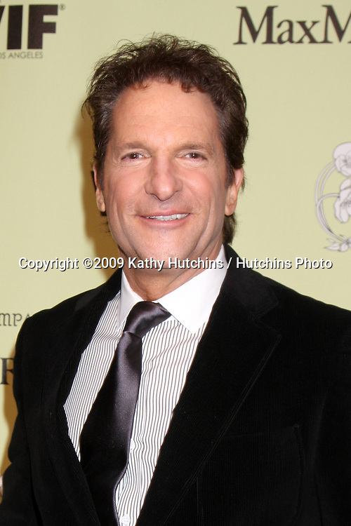 Peter Guber  arriving at the Women In Film 2nd Annual Pre-Oscar Cocktail Party at the home of Peter & Tara Guber in Bel Air, CA on.February 20, 2009.©2009 Kathy Hutchins / Hutchins Photo...                .