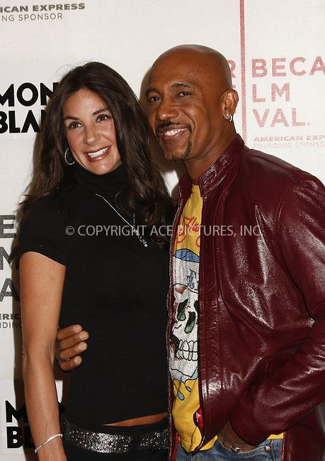 WWW.ACEPIXS.COM . . . . .  ....April 28 2008, New York City....TV Personality Montel Williams and Tara Williams arriving at the premiere of 'War, Inc.' at the Tribeca Film Festival.....Please byline: AJ Sokalner - ACEPIXS.COM..... *** ***..Ace Pictures, Inc:  ..te: (646) 769 0430..e-mail: info@acepixs.com..web: http://www.acepixs.com