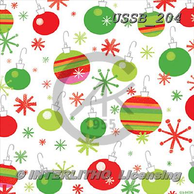 Sarah, GIFT WRAPS, GESCHENKPAPIER, PAPEL DE REGALO, Christmas Santa, Snowman, Weihnachtsmänner, Schneemänner, Papá Noel, muñecos de nieve, paintings+++++Ornament-11-B-2,USSB204,#GP#,#X#