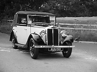 Lanchester 10hp  Rag Top Tourer - 1933