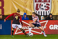 USWNT vs Germany, October 23, 2012