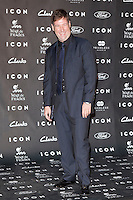 "Carlos Latre attends the ""ICON Magazine AWARDS"" Photocall at Italian Consulate in Madrid, Spain. October 1, 2014. (ALTERPHOTOS/Carlos Dafonte) /nortephoto.com"