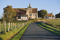 Europe/France/Basse-Normandie/Calvados/Putot -en-Auge: le village