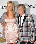 Rod Stewart & Penny Lancaster at The Clive Davis / Recording Academy Annual Pre- Grammy Party held at The Beverly Hilton Hotel in Beverly Hills, California on February 07,2009                                                                     Copyright 2009 Debbie VanStory/RockinExposures