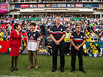 Open Ceremony as part of the Cathay Pacific / HSBC Hong Kong Sevens at the Hong Kong Stadium on 27 March 2015 in Hong Kong, China. Photo by Xaume Olleros / Power Sport Images