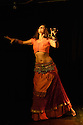 "Alba Flamenca presents ""India Flamenco"", as part of the Edinburgh Festival Fringe.  Picture shows: Iraya Noble."