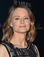 LOS ANGELES, CA - APRIL 09: Jodie Foster attends the Los Angeles Premiere of Be Natural - The Untold Story of Alice Guy- Blaché at the Harmony Gold Theatre on April 9, 2019 in Los Angeles, California.<br /> CAP/ROT/TM<br /> ©TM/ROT/Capital Pictures