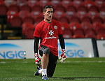 George Cantrill of Sheffield Utd during the Checkatrade Trophy match at Blundell Park Stadium, Grimsby. Picture date: November 9th, 2016. Pic Simon Bellis/Sportimage