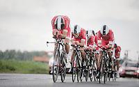 Team Cofidis<br /> <br /> 12th Eneco Tour 2016 (UCI World Tour)<br /> stage 5 (TTT) Sittard-Sittard (20.9km) / The Netherlands