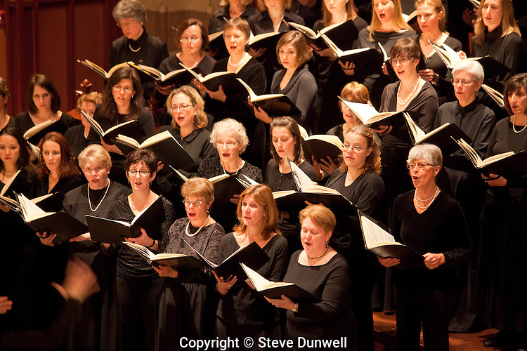 Chorus Pro Musica at Old South Church, Boston, MA