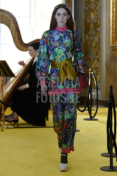 Gucci- Cruise 2018<br /> Firenze<br /> 29/05/2018
