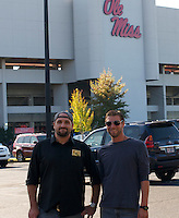 Ole Miss Arkansas football game road trip