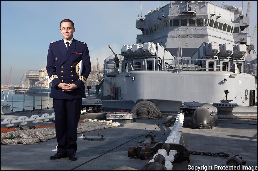 LE &laquo; PACHA &raquo;<br /> Capitaine de vaisseau Patrick Auger