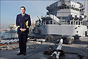 LE « PACHA »<br /> Capitaine de vaisseau Patrick Auger