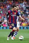 2015-05-09-FC Barcelona vs Real Sociedad: 2-0.