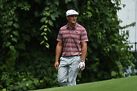 Bryson Dechambeau(USA) readies to putt on the 17th  during the 1st round of the 100th PGA Championship at Bellerive Country Club, St. Louis, Missouri.<br /> Picture Tom Russo / Golffile.ie<br /> <br /> All photo usage must carry mandatory copyright credit (© Golffile | Tom Russo)