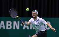 Rotterdam, Netherlands, 10 februari, 2018, Ahoy, Tennis, ABNAMROWTT, Qualifying, Andreas Seppi (ITA)<br /> Photo: Henk Koster/tennisimages.com