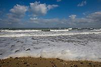 Winterton Beach on the Norfolk coast