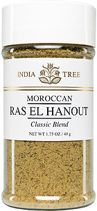 30571 Ras el Hanout, Small Jar 1.75 oz, India Tree Storefront