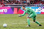 Bayern Munich Goalkeeper Sven Ulreich in action during the International Champions Cup match between FC Bayern and FC Internazionale at National Stadium on July 27, 2017 in Singapore. Photo by Weixiang Lim / Power Sport Images