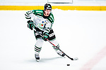 Stockholm 2014-03-21 Ishockey Kvalserien AIK - R&ouml;gle BK :  <br /> R&ouml;gles Robin Sterner <br /> (Foto: Kenta J&ouml;nsson) Nyckelord:  portr&auml;tt portrait