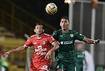 Fortaleza venció 1-0 de visitante a La Equidad. Fecha 14 Liga Águila I-2016