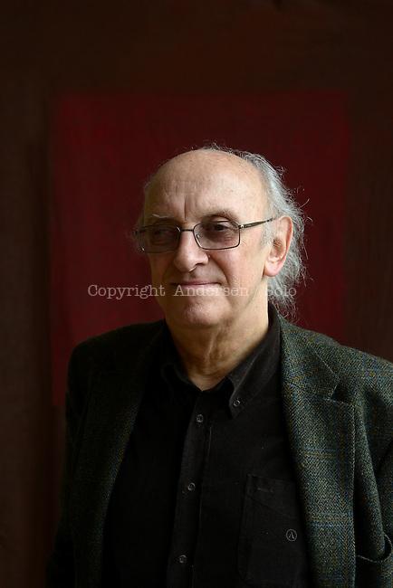 Petros Markaris, Greek crime novelist.