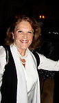 Linda Lavin at Broadway's Fool For Love on opening night - October 8, 2015 at the Samuel J. Friedman Theatre, 47th Street, New York City, New York with after party. (Photo by Sue Coflin/Max Photos)