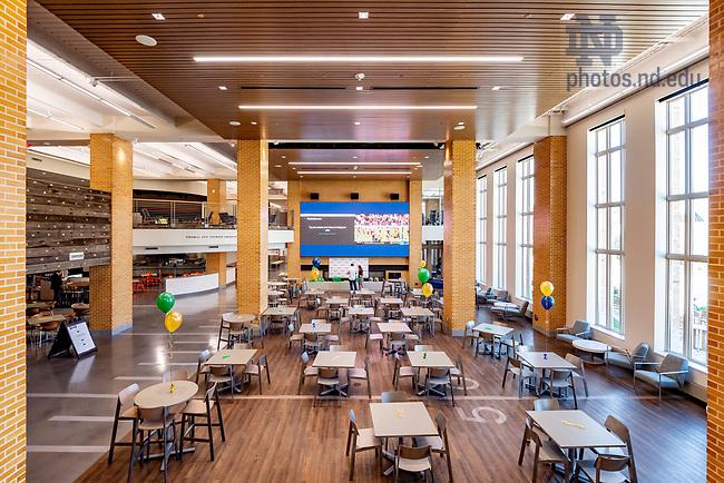 September 15, 2018; Duncan Student Center (Photo by Matt Cashore/University of Notre Dame