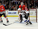 PAUL STASTNY,  of the Colorado Avalanche in action  during the Avalanche game against the Chicago Blackhawks at the United Center in Chicago, IL.  The Colorado Avalanche beat the Chicago Blackhawks 4-3 in Chicago, Illinois on December 15, 2010....