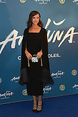 London, UK. 19 January 2016. TV personality Lucy Mecklenburgh. Celebrities arrive on the red carpet for the London premiere of Amaluna, the latest show of Cirque du Soleil, at the Royal Albert Hall.