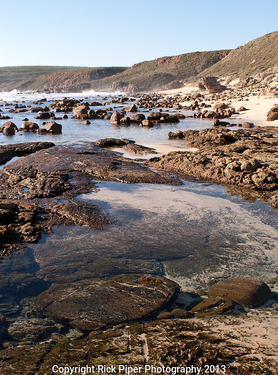 Rockpool - Moses Rock Beach, Western Australia