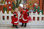 Aimee and Shauna Rice as Santa arrives at the Town Centre....(Photo credit should read Jenny Matthews www.newsfile.ie)....This Picture has been sent you under the conditions enclosed by:.Newsfile Ltd..The Studio,.Millmount Abbey,.Drogheda,.Co Meath..Ireland..Tel: +353(0)41-9871240.Fax: +353(0)41-9871260.GSM: +353(0)86-2500958.email: pictures@newsfile.ie.www.newsfile.ie.