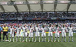 9 June 2007: .. The United States Men's National Team defeated the National Team of Trinidad & Tobago 2-0 at the Home Depot Center in Carson, California in a first round game in the CONCACAF Gold Cup.