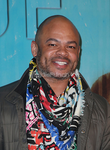 LOS ANGELES, CA - JANUARY 10: Anthony Hemingway, at the Los Angeles Premiere of HBO's True Detective Season 3 at the Directors Guild Of America in Los Angeles, California on January 10, 2019. Credit: Faye Sadou/MediaPunch