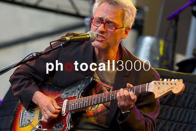Marc Ribot en el 47 Heineken Jazzaldia 2012