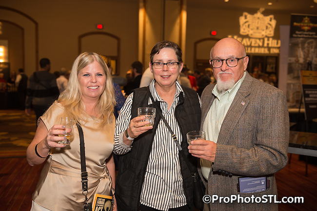 Whiskey in the Winter alcohol beverage sampling event at Hyatt Regency Saint Louis at The Arch in St. Louis, MO on Nov 22, 2014.