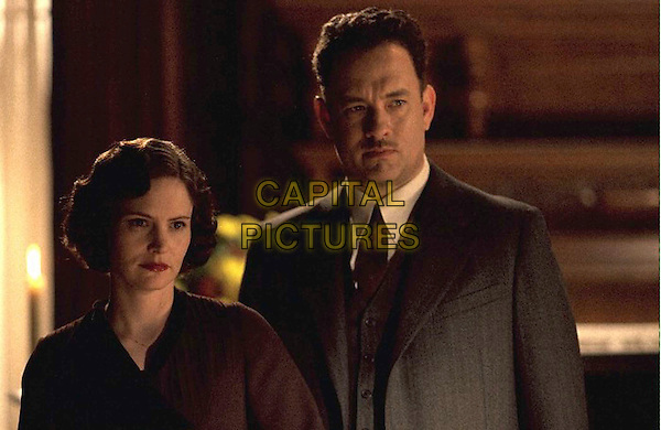 THE ROAD TO PERDITION.JENNIFER JASON LEIGH.TOM HANKS.Filmstill - Editorial Use Only.Ref: FB.sales@capitalpictures.com.www.capitalpictures.com.Supplied by Capital Pictures.