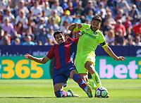 2017.10.21 La Liga Levante UD VS Getafe CF