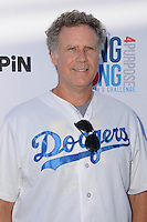 11 August 2016 - Los Angeles, California. Will Ferrell. Clayton Kershaw's 4th Annual Ping Pong 4 Purpose Celebrity Tournament held at Dodger Stadium. Photo Credit: Birdie Thompson/AdMedia