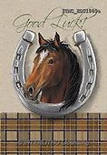 Marcello, REALISTIC ANIMALS, REALISTISCHE TIERE, ANIMALES REALISTICOS,horse,horseshoe, paintings+++++,ITMCEDC1089A,#A#