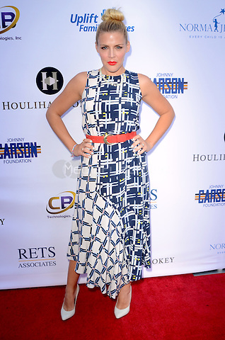 HOLLYWOOD, CA - APRIL 20: Busy Philipps at the 5th Annual Norma Jean Gala hosted by Hollygrove at the Taglyan Cultural Complex on April 20, 2016 in Hollywood, California. Credit: David Edwards/MediaPunch