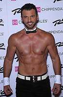 Toni Dovolani Hosts Chippendales